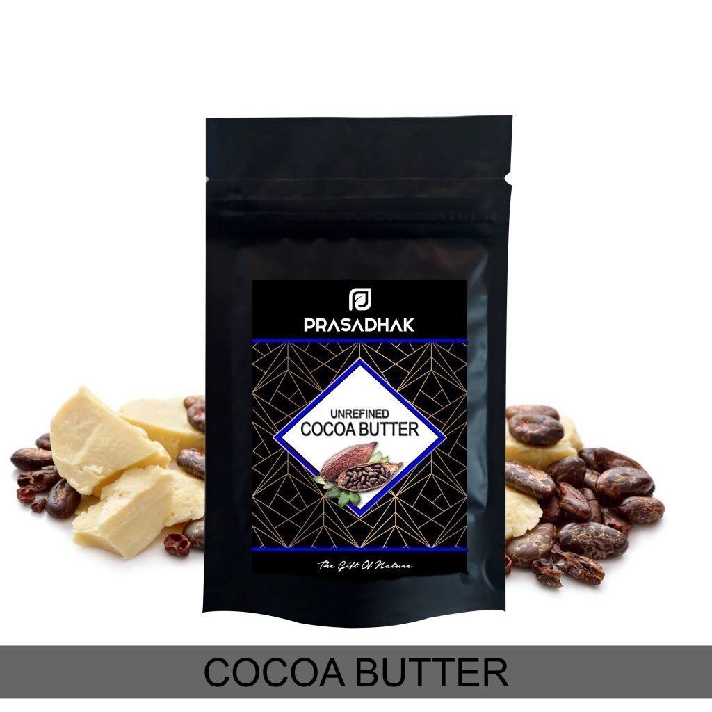 Unrefined African Cocoa Butter