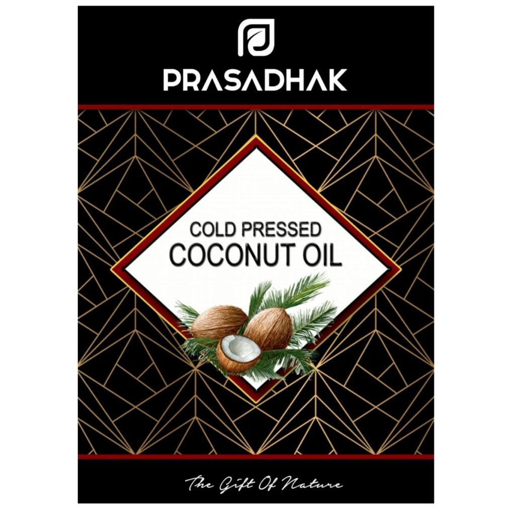 Cold Pressed Coconut oil online in India