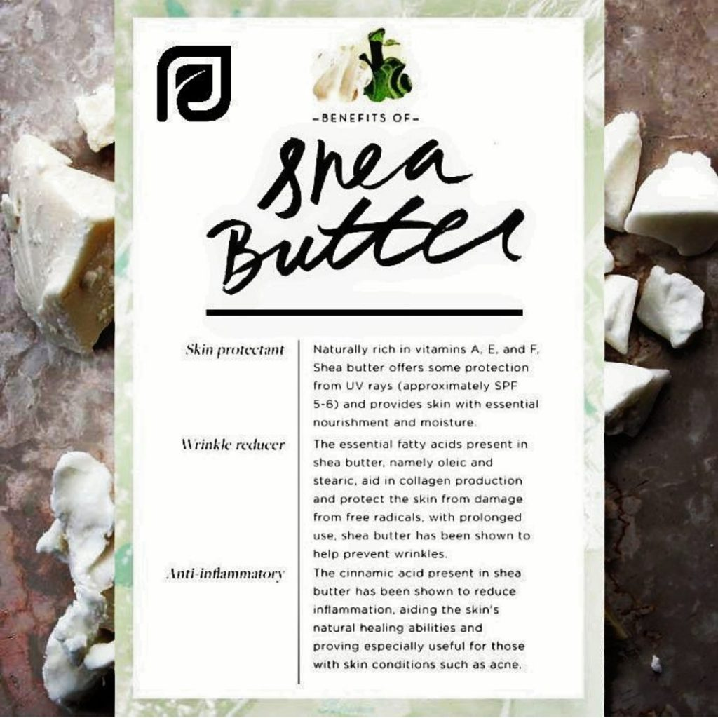 Shea Butter Organic Unrefined - Ivory