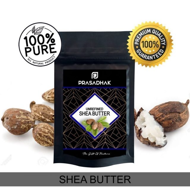 100% Unrefined Raw Shea Butter