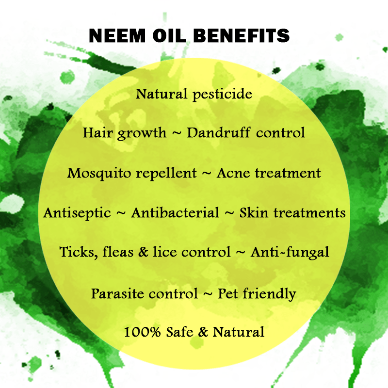 neem oil benefits - prasadhak