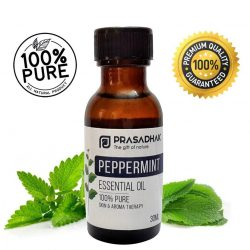 Pure Peppermint Essential Oil