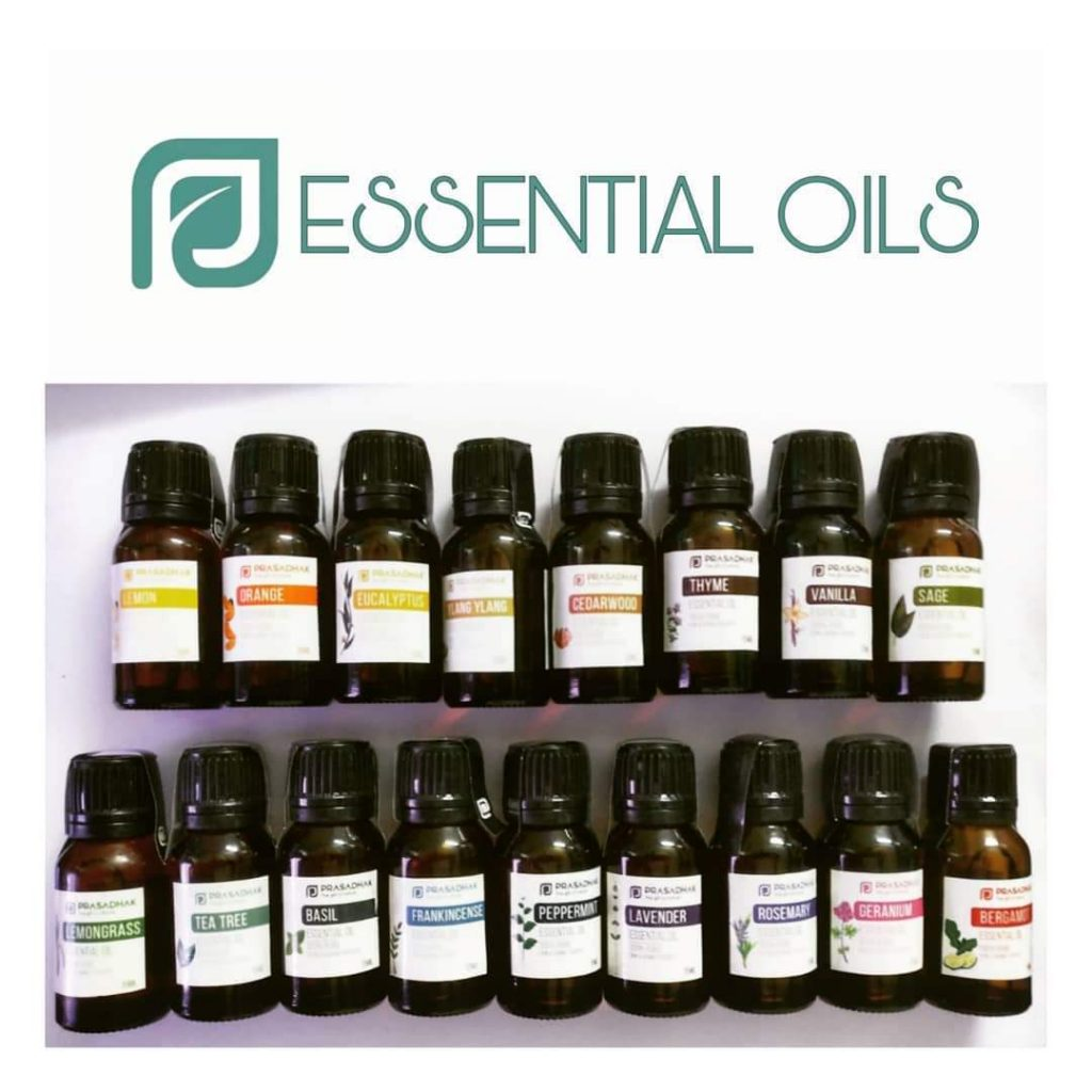 essential oils pure organic skin body hair aromatherapy