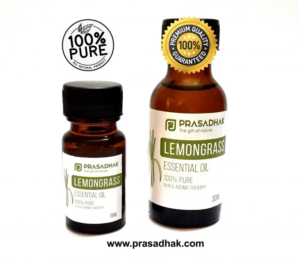 pure lemongrass essential oil online in india