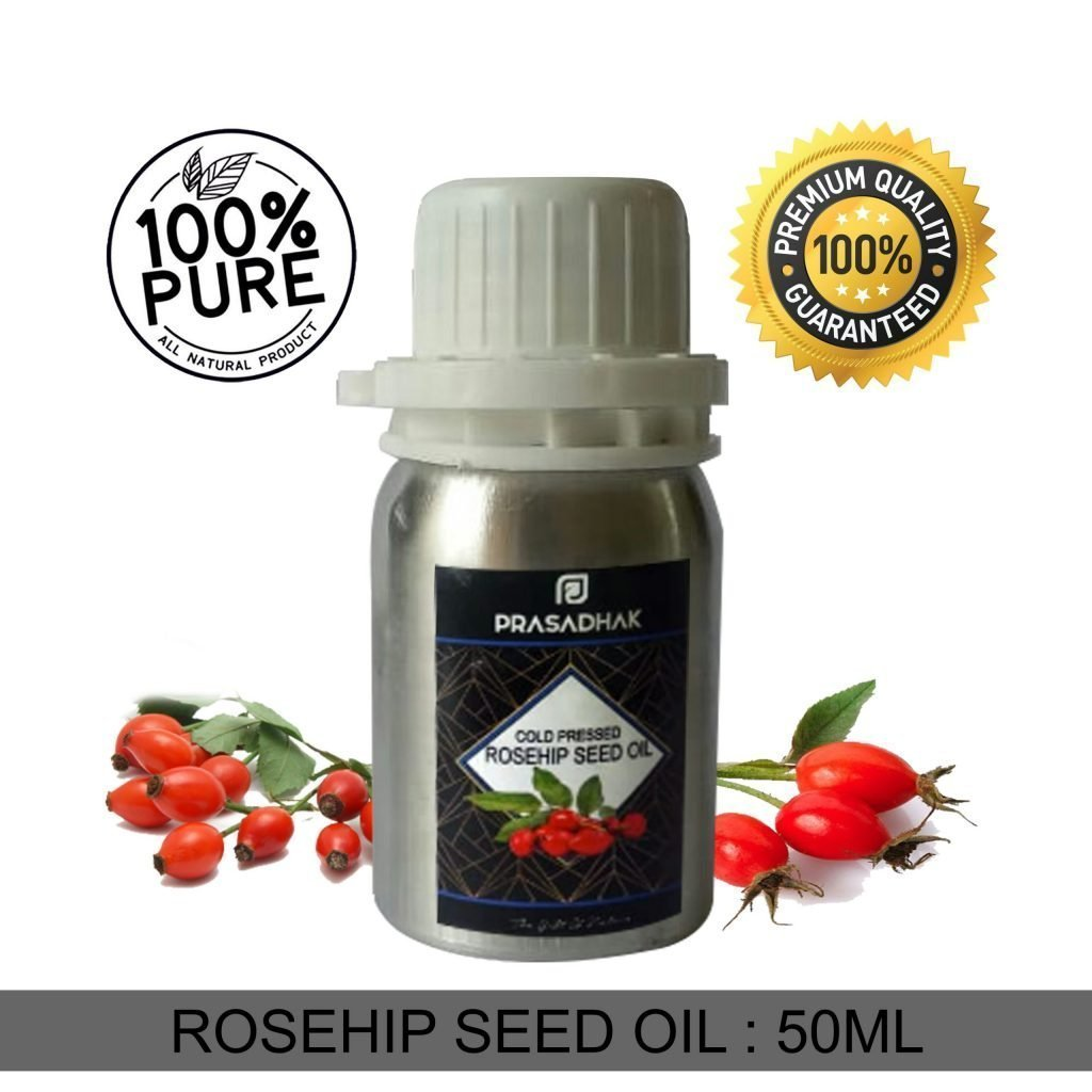 Cold-pressed Rosehipseed Oil