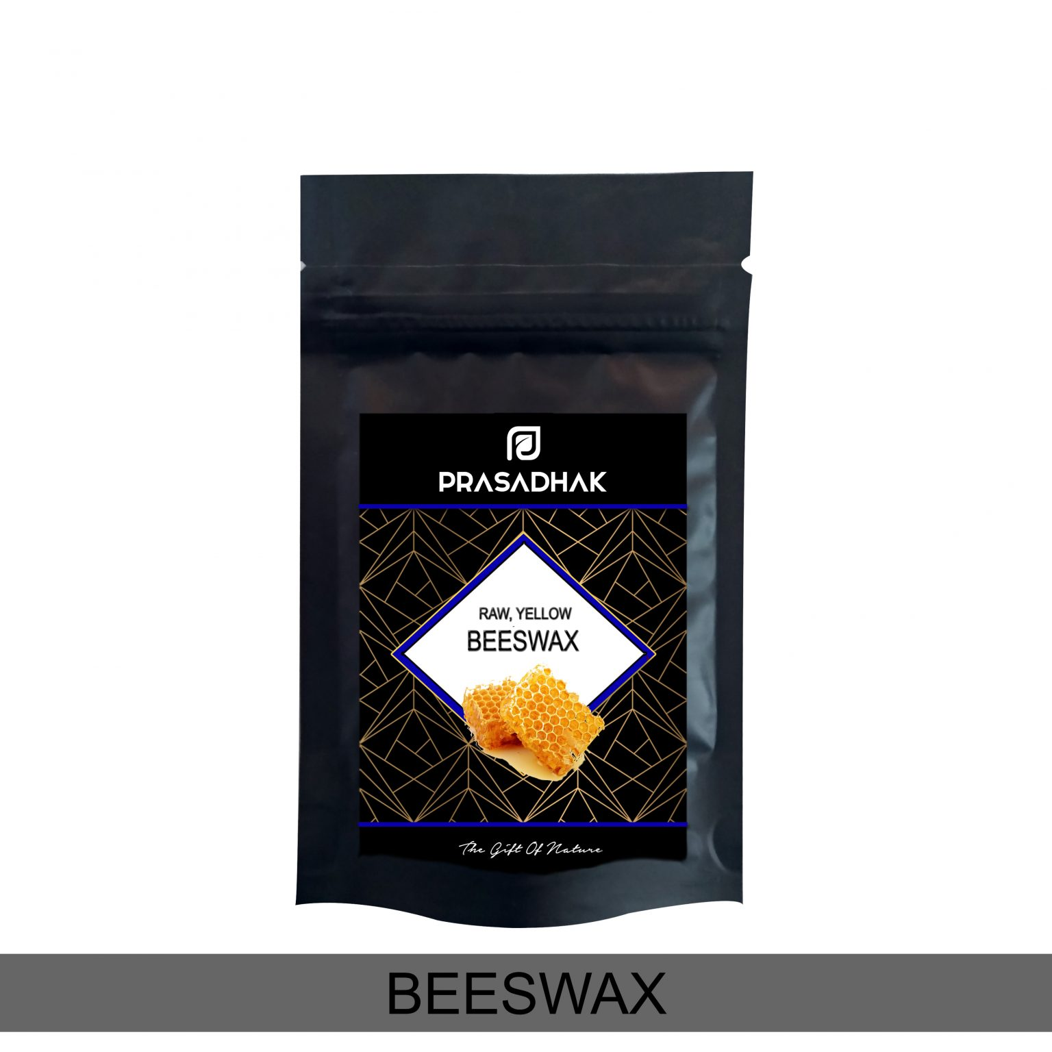 Unrefined Natural Beeswax