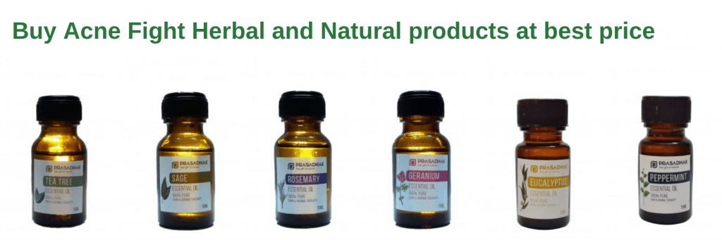 Acne Fight Herbal and Natural products - Prasadhak