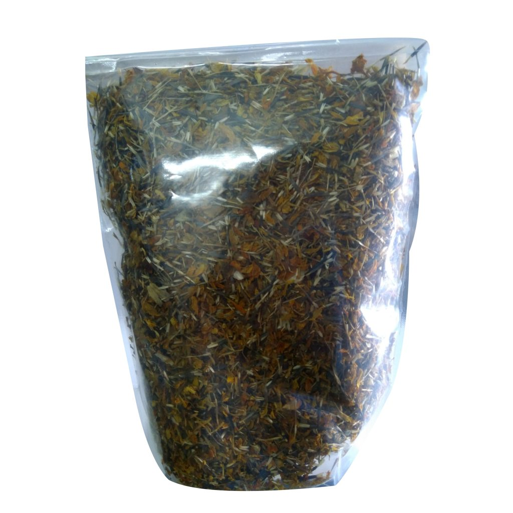 100% Pure Dried Herbs & Flowers