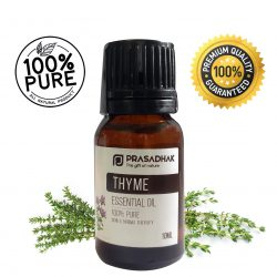 pure thyme essential oil